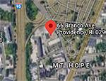 Providence, RI Store Map