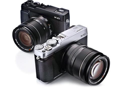 Fujifilm Announces The New X-E1 Interchangeable Lens Camera & Two XF Lenses