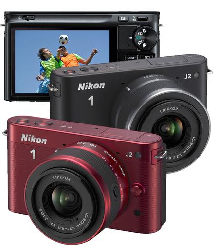 Nikon Announces New Nikon 1 J2 Camera with Interchangeable Lens System