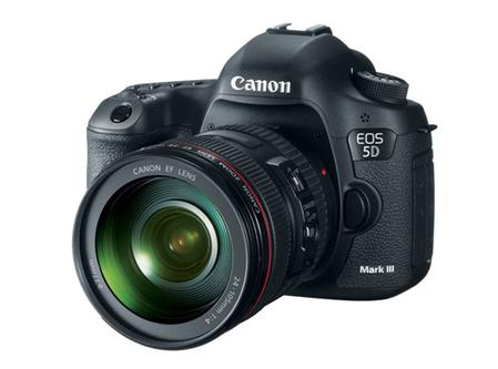 Canon Releases Firmware Update (1.1.3) for the EOS 5D Mark III