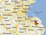 Hanover, MA Store Map