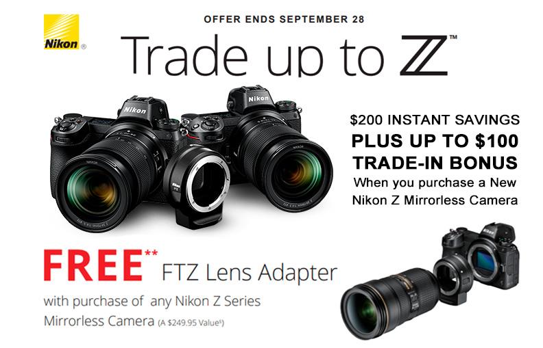 Digital Cameras: Nikon Z6 Full-Frame Mirrorless Camera (Body