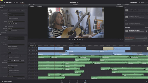 Blackmagic Design Announces Davinci Resolve 12 Public Beta Is Available Now For Download