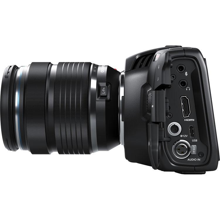 Cameras / Camcorders: Black Magic Design Pocket Cinema Camera 4K