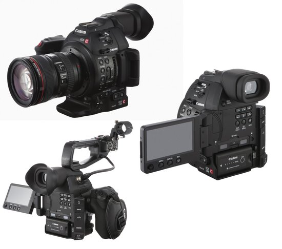 Cameras / Camcorders: Canon EOS C100 Mark II Digital Video