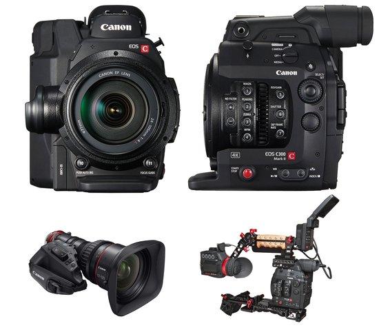 Cameras / Camcorders: Canon EOS C300 Mark II Cinema Camera