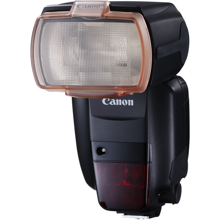 how to use canon speedlite 600ex rt off camera