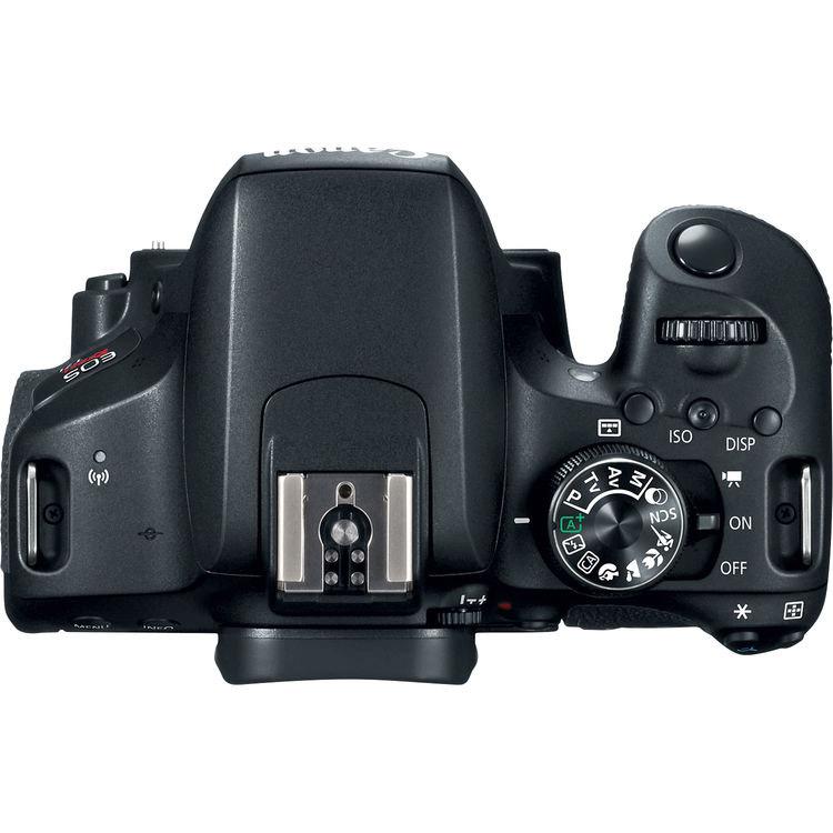 Digital Cameras: Canon EOS Rebel T7i DSLR with EF-S 18-55mm IS STM