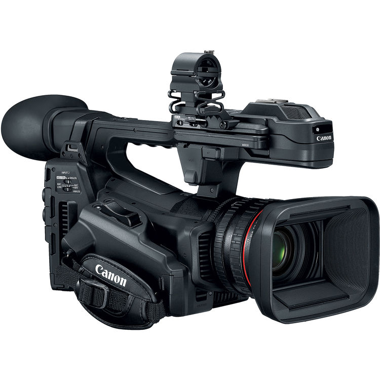 Camcorders: Canon XF705 XF-HEVC H 265 Pro 4K Camcorder with 1