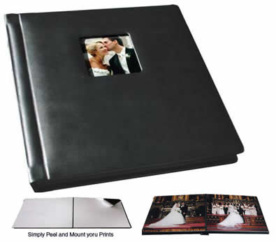 Albums Archiving Taprell Loomis 8x10 Mira Leather Album Without