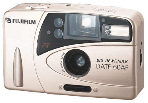 Accessories: Fujifilm Big Viewfinder 60AF 35mm Film Camera +