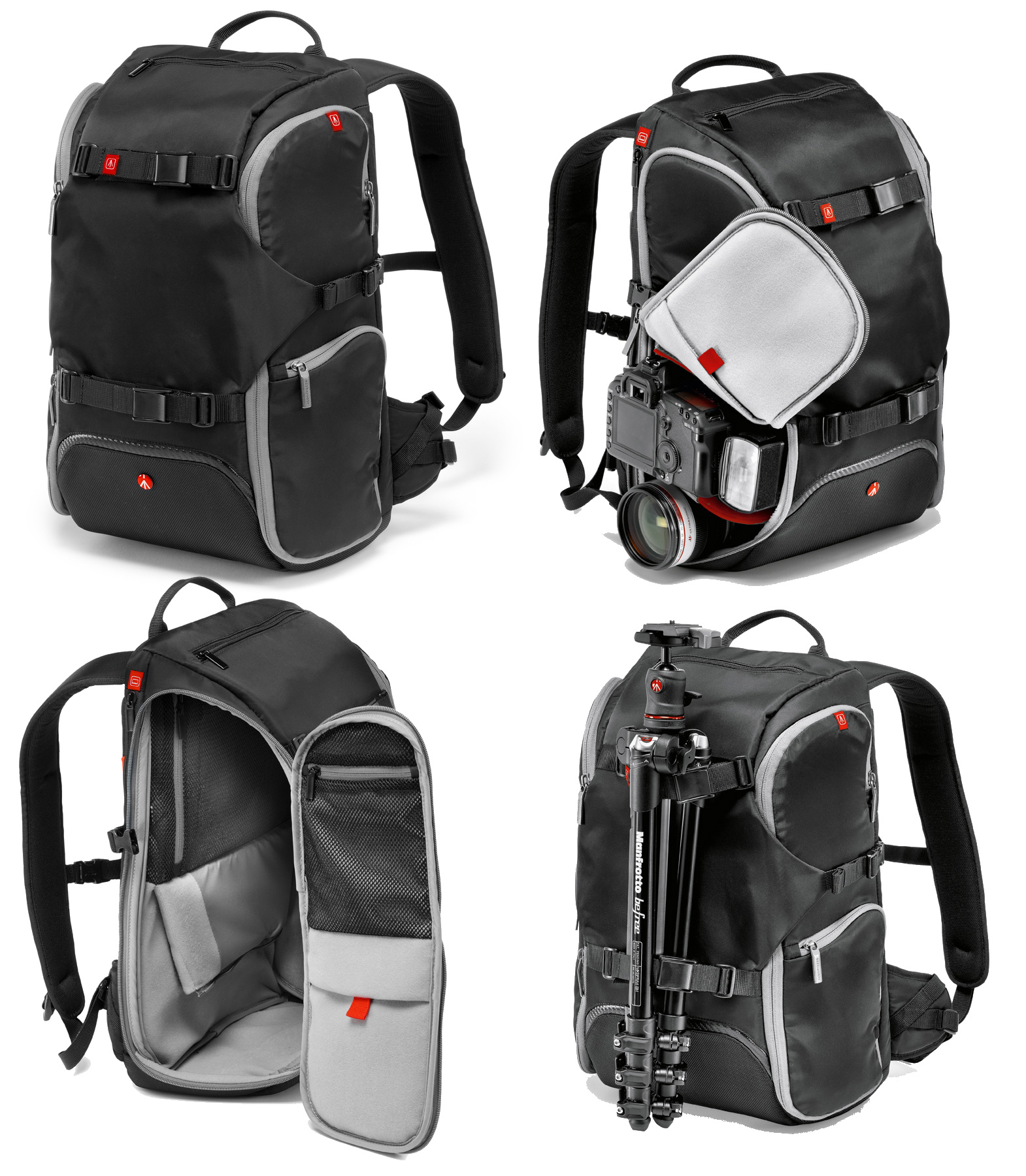 96ee6af2d1 Bags   Cases  Manfrotto Advanced Travel Backpack at Hunts Photo   Video