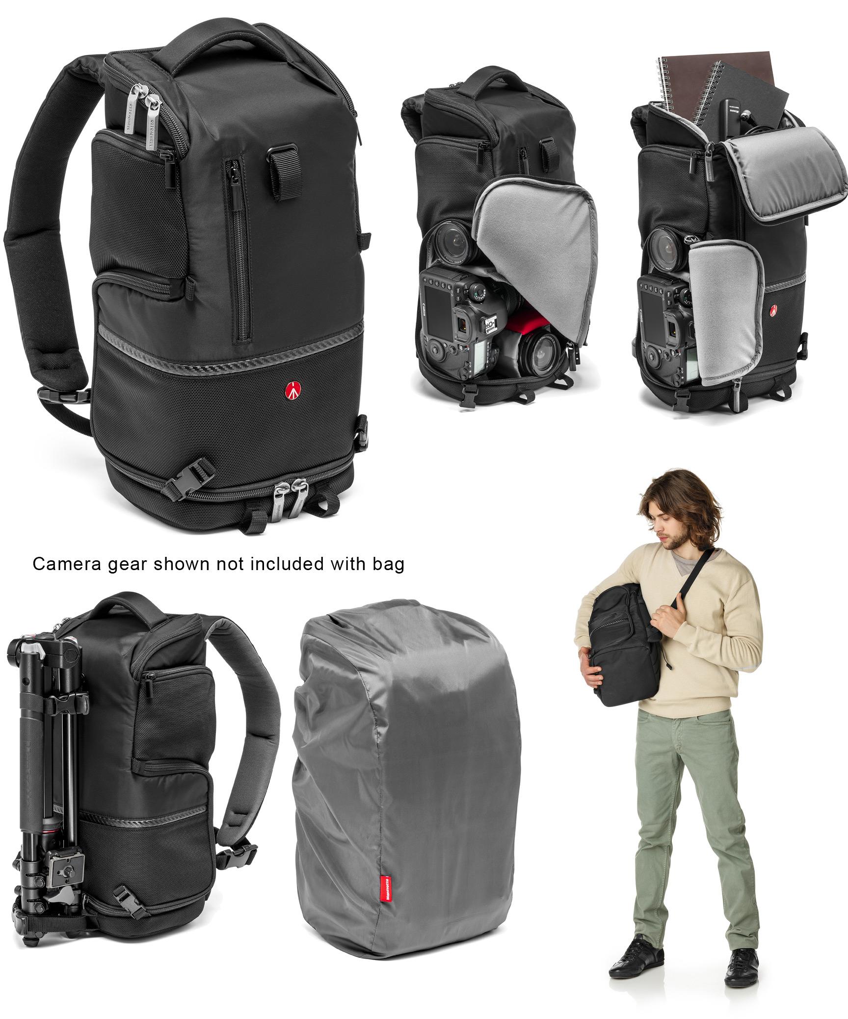 Manfrotto Advanced Travel Backpack Australia Baik Bag Mb Ma H M Holster Source