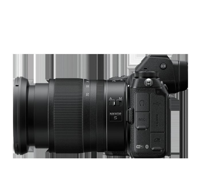 Digital Cameras: Nikon Z6 Full-Frame Mirrorless Camera with