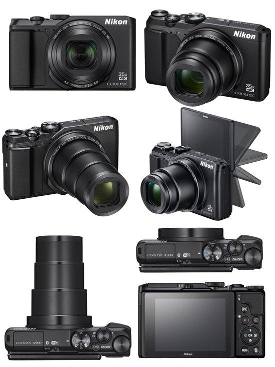 Digital cameras nikon coolpix a900 camera with 35x for Camera camera camera