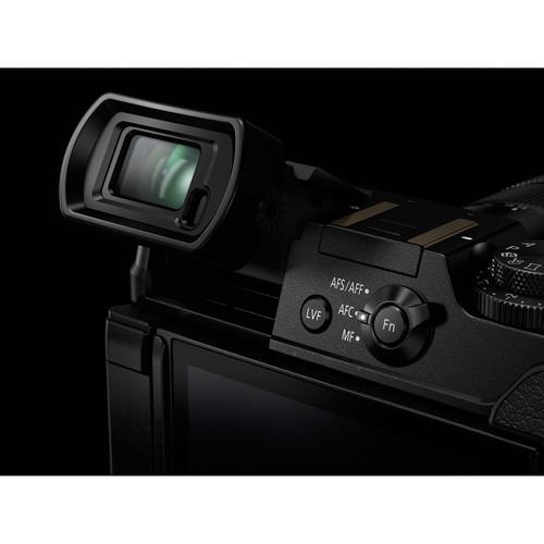 Accessories: Panasonic LUMIX GX8 Mirrorless Camera with 4k