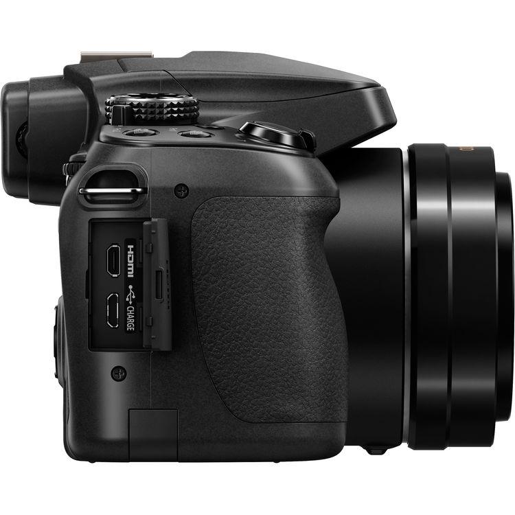 Digital Cameras Panasonic Lumix Dc Fz80 Digital Camera Black At Hunts Photo Amp Video