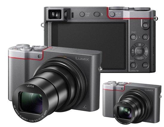 Camera 20 Megapixel 10x Zoom Silver