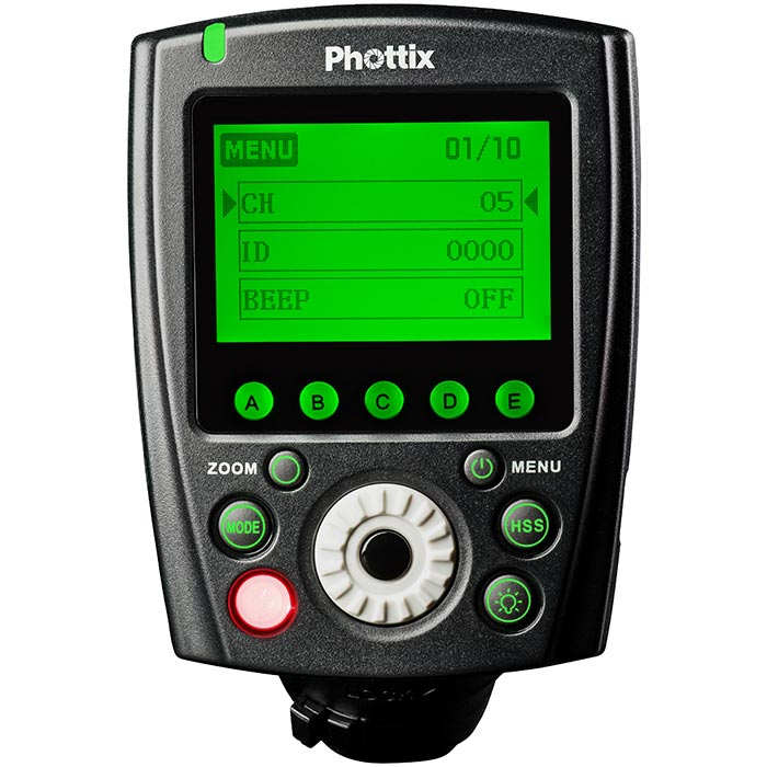 PHOTTIX ODIN TTL TRIGGER FOR SONY 64BIT DRIVER DOWNLOAD
