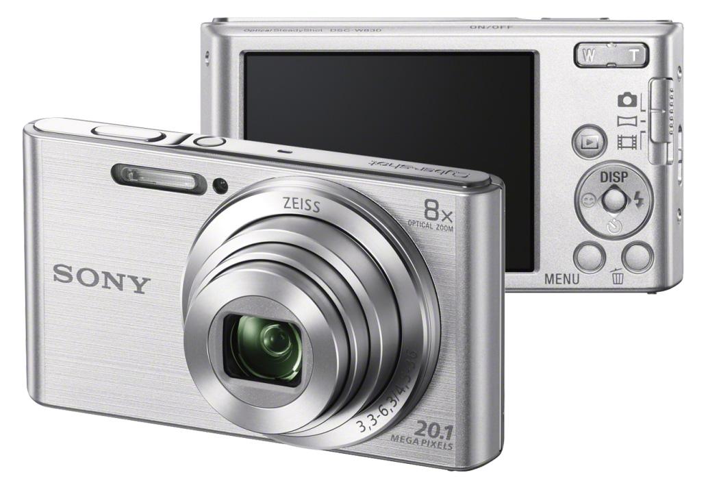 digital cameras sony dscw830 cybershot digital camera