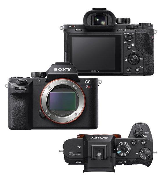 Digital cameras sony a7rii mirrorless 42 4 megapixel for Web tv camera