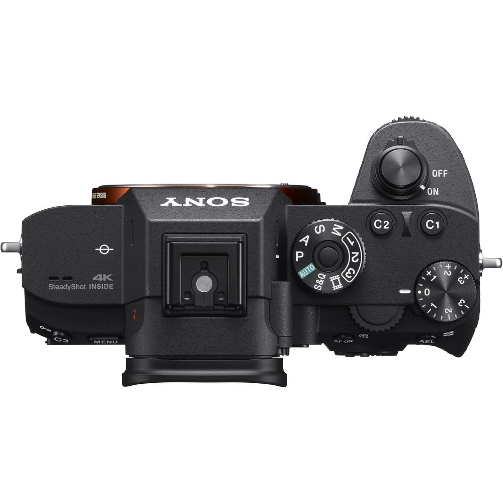 Sony Alpha a7R III Full-Frame Mirrorless ILC Camera (Body Only) at ...
