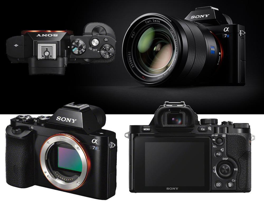 Sony A7S Full-frame Mirrorless Camera w/4K Video (Body) at Hunts ...