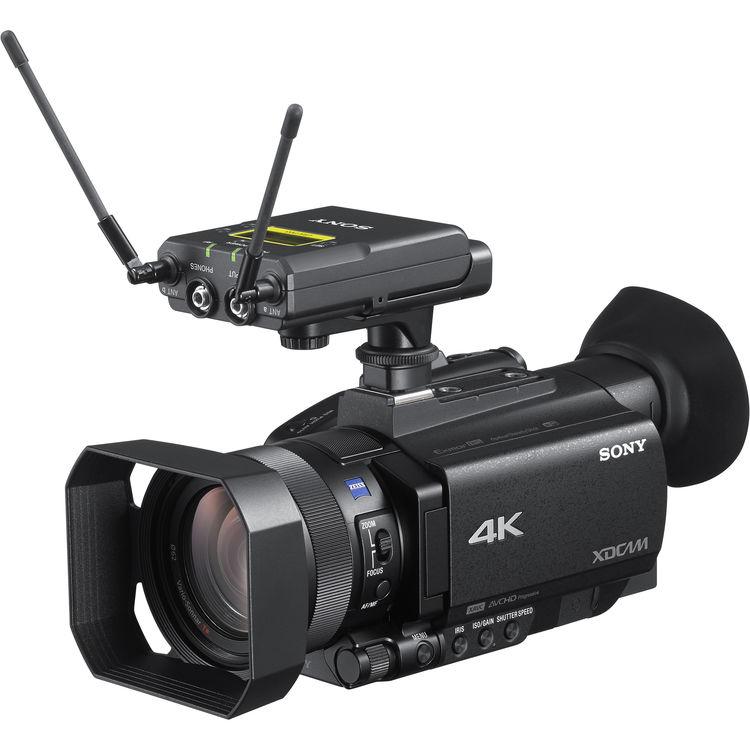 CX405 Handycam® mit EXMOR R® CMOS Sensor