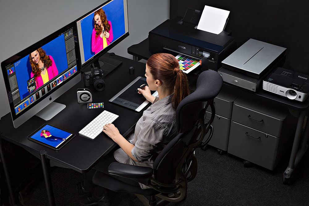 Monitors & Displays: Xrite i1Studio Monitor and Printer