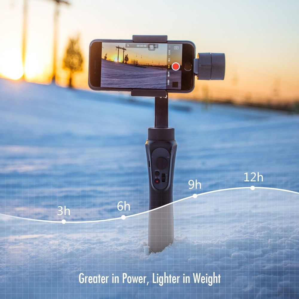 Stabilizing Rigs Zhiyun Tech Smooth Q 3 Axis Handheld Gimbal For Ii Stabilizer Smartphones At Hunts Photo Video