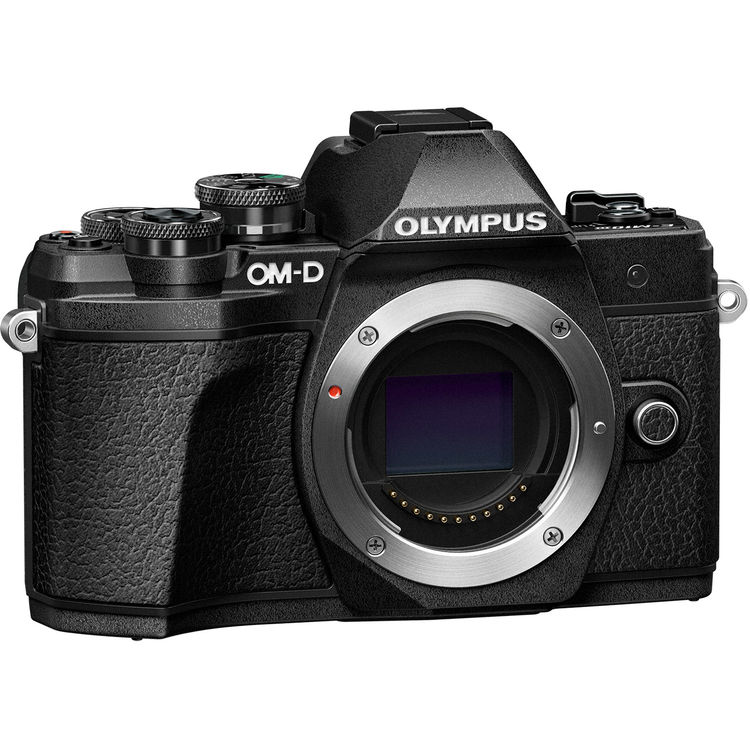 Olympus OM-D E-M10 MARK III Micro Four-Thirds Camera (Body Only ...